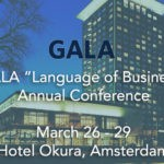 Iconic Translation Machines at GALA 2017 Amsterdam, March 26 - 29