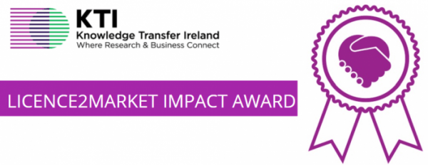 Iconic has been nominated as a finalist for the Knowledge Transfer Ireland awards
