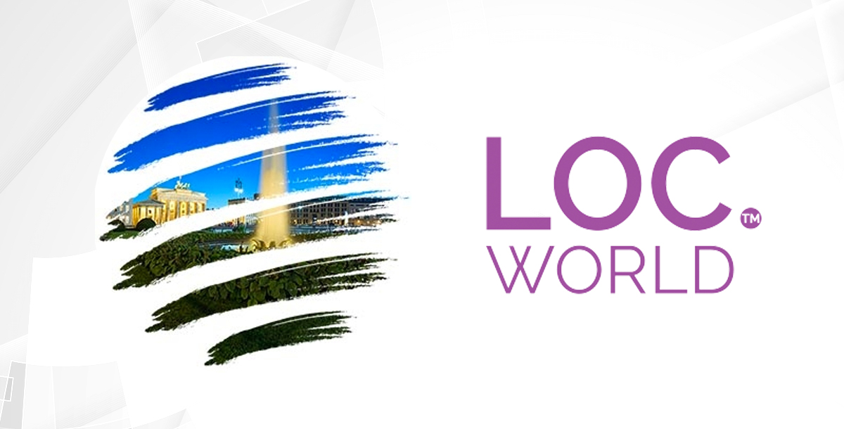 LocWorld Berlin - June 3-5