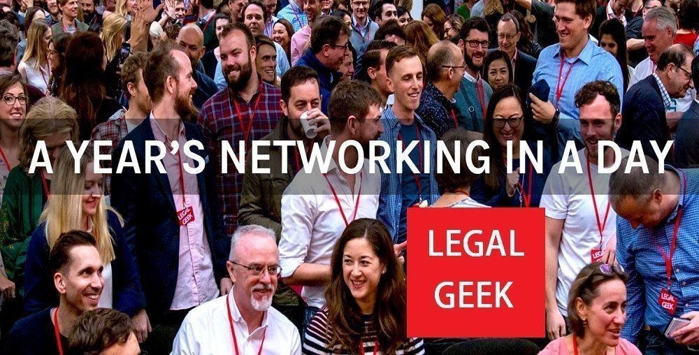 Legal Geek conference feature image