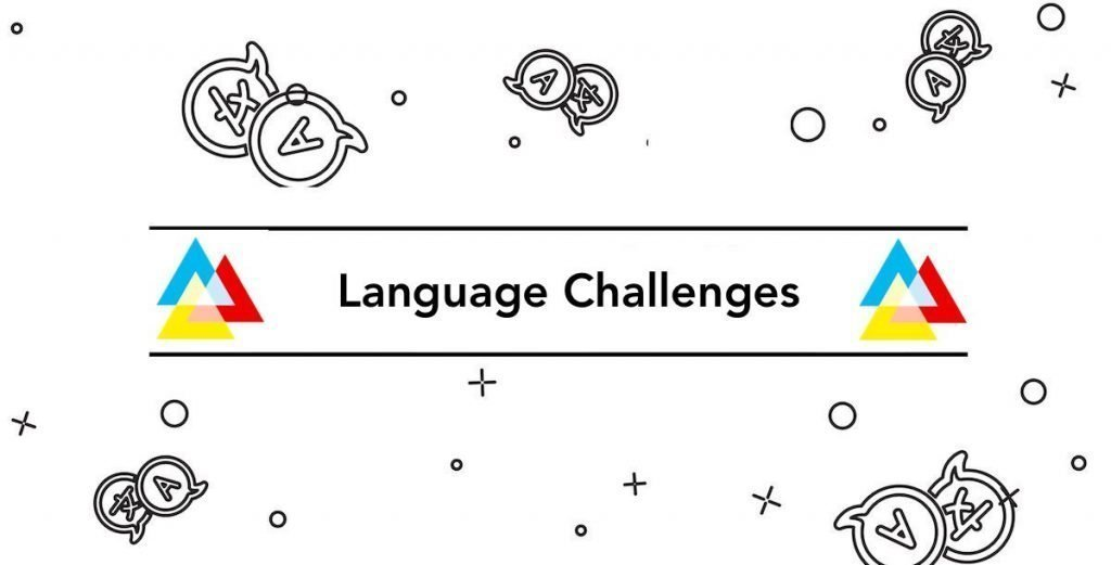 Language Challenges Series