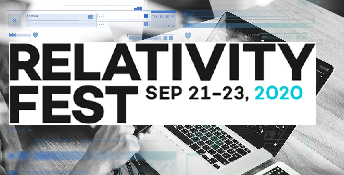 Relativity Fest Chicago 2020