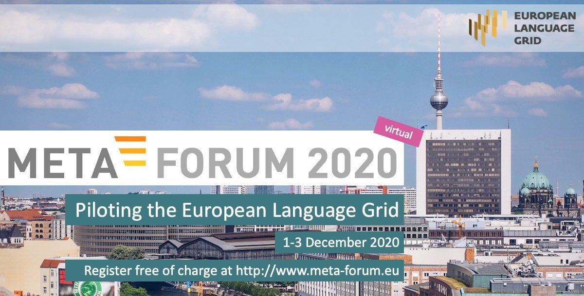 META Forum 2020 – Virtual